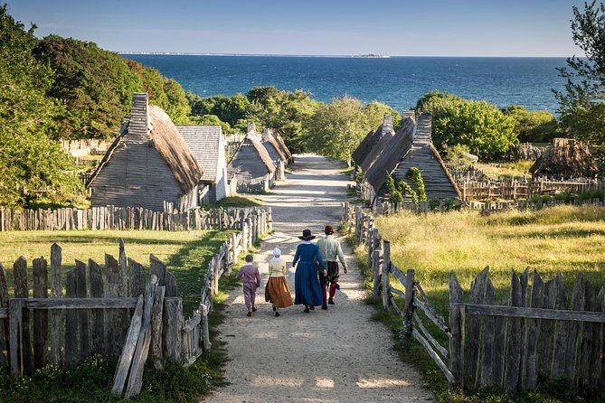 Plimoth Plantation, Mayflower II and Plimoth Grist Mill