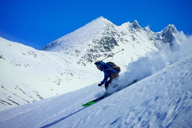 Ski Touring with Norway Mountain Guides.
