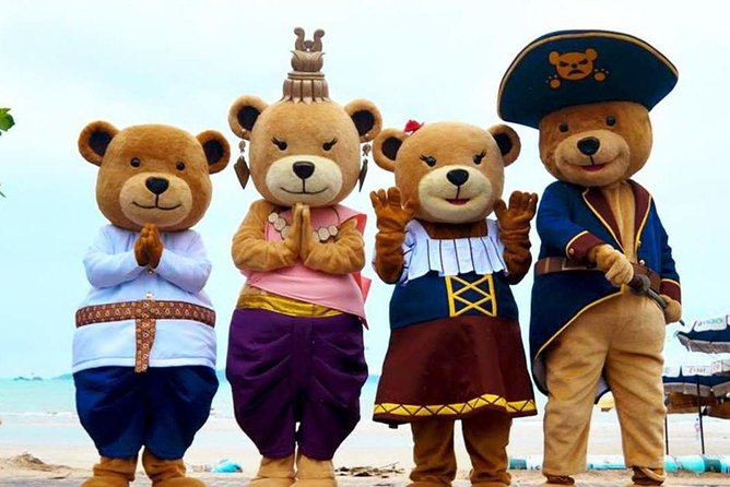 Teddy Bear Museum in Pattaya with Return Transfer
