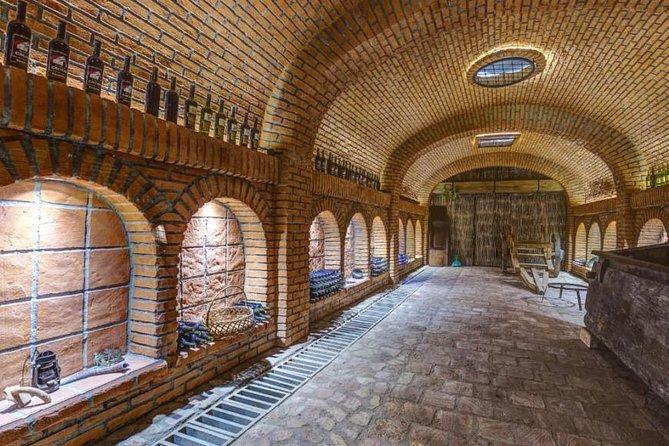 Kakheti Wine Tour 3 Persons 185!