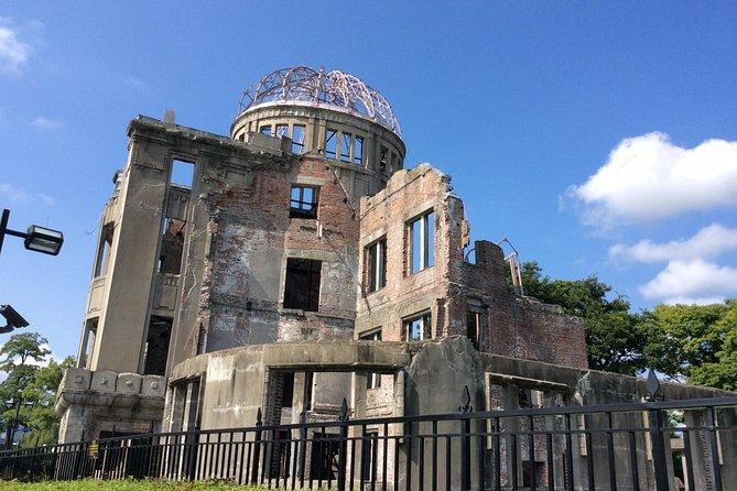 Half Day Tour in Hiroshima Downtown