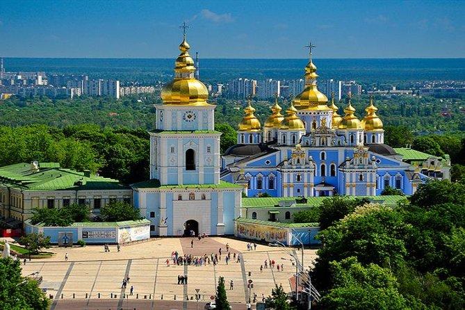 Kiev Open Tour - History & Modern Life in 3 hours