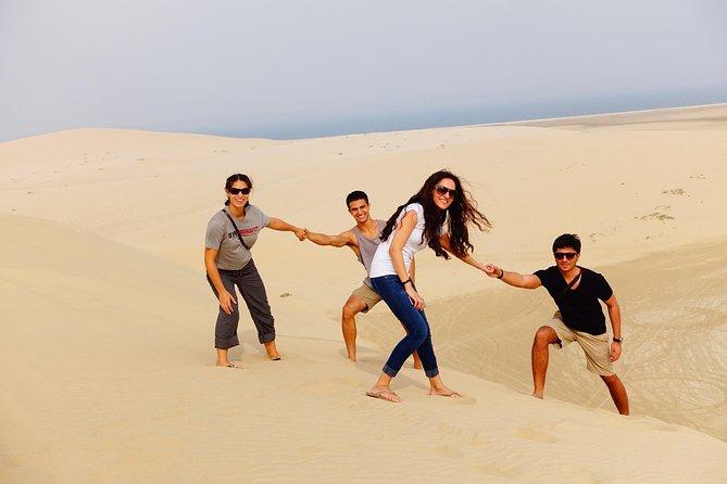 Dune Discovery Tour and Desert Safari in Qatar