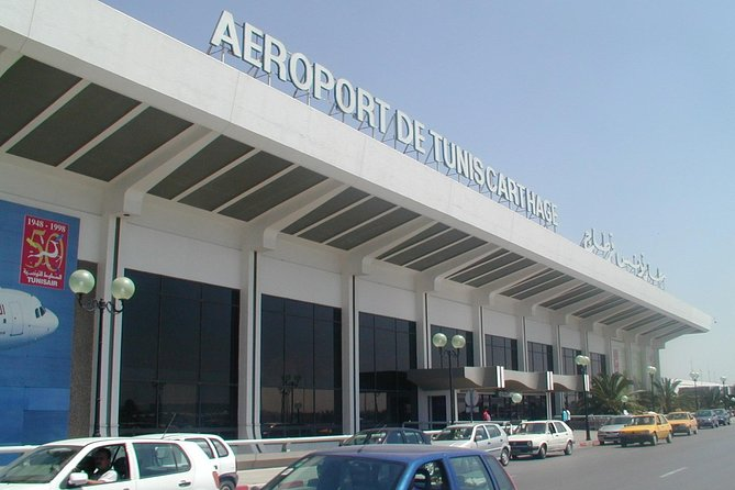 Private transfer from Tunis Carthage airport to your hotel in hammamet