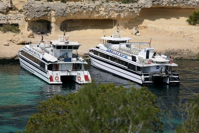 Mallorca Palma Bay Boat Trip with Lunch
