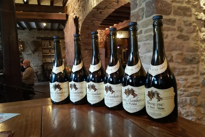 Beaune & Burgundy Vineyards Private Day Trip from Lyon
