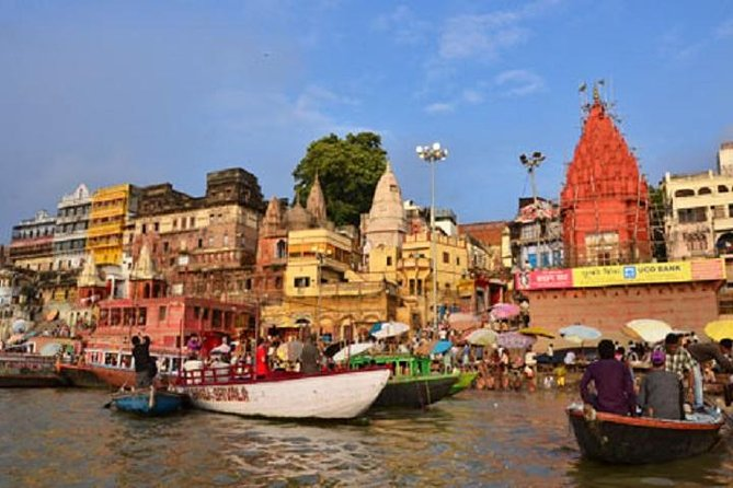 Private Transfer: Varanasi Airport (VNS) to Varanasi Hotel