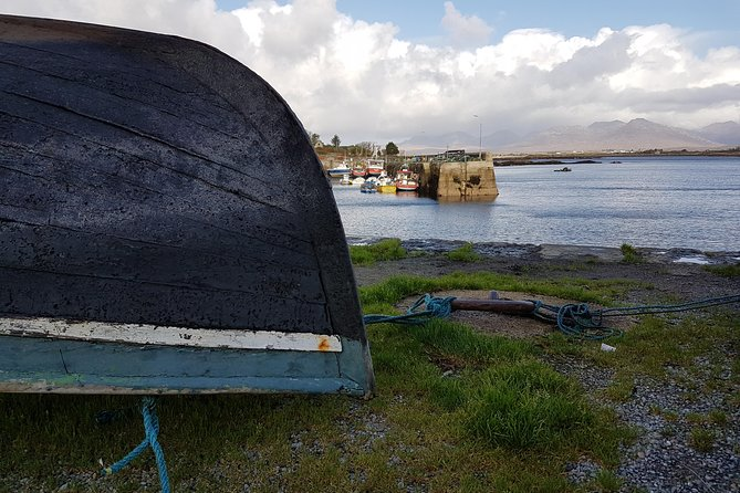 From Galway: Guided tour of Connemara and Connemara National Park.
