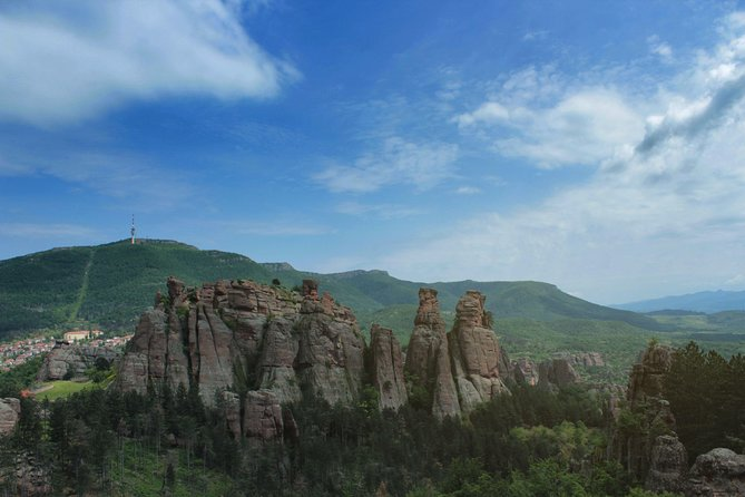 Belogradchik Rocks and Venetsa Cave Private Day Tour From Sofia