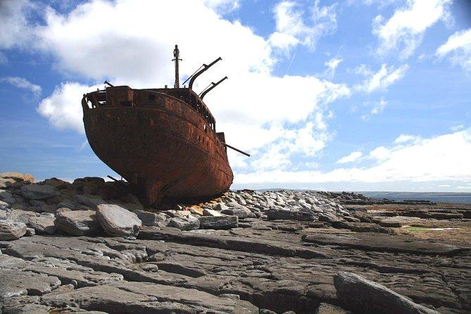 Plassey Shipwreck