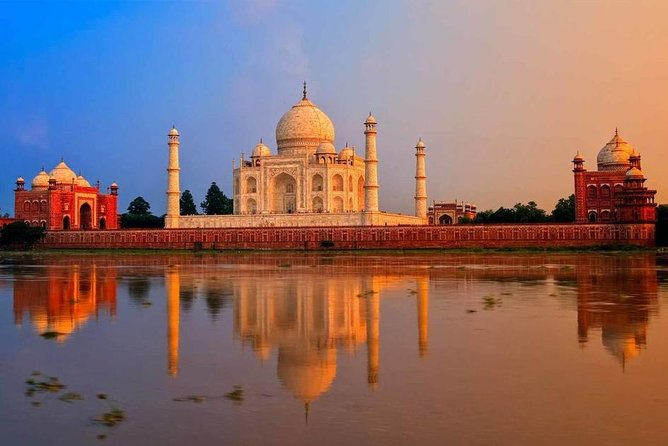Sunrise Taj Mahal Tour By Car photo 7