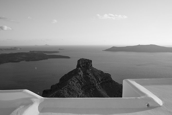 Santorini Black and White Photography Expedition