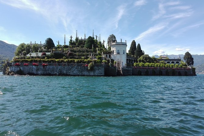 A unique personal tour of isola Bella's palace and gardens with Micaela