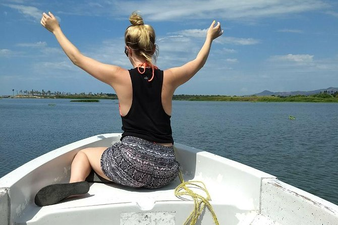 Mystical Tour from Acapulco: Coyuca Lagoon and Temazcal Experience