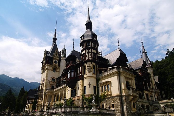 Dracula's Castle Peles Castle And Brasov Day Trip From Bucharest