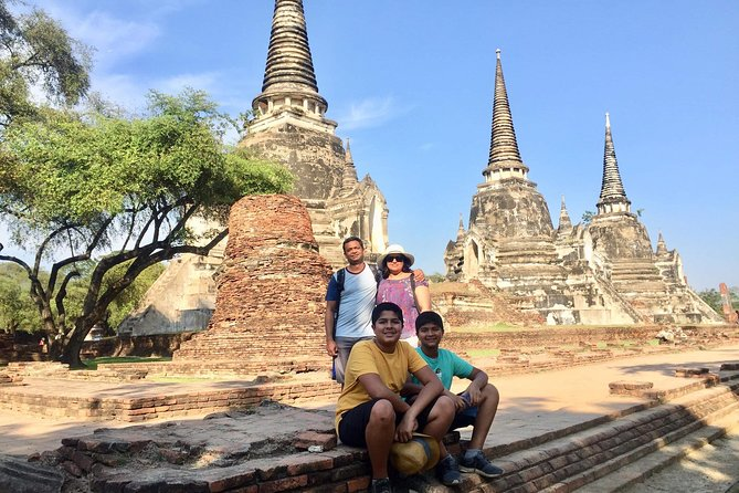 Private Excursion to Floating Market and Ayutthaya World Heritage Site