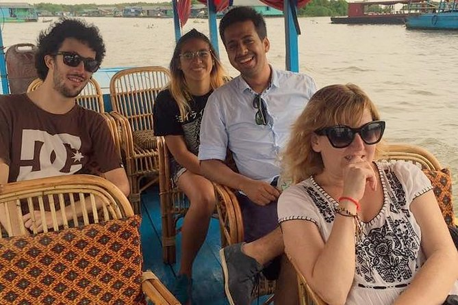 Roluos Group, and Floating Village (Kampong Phluk)