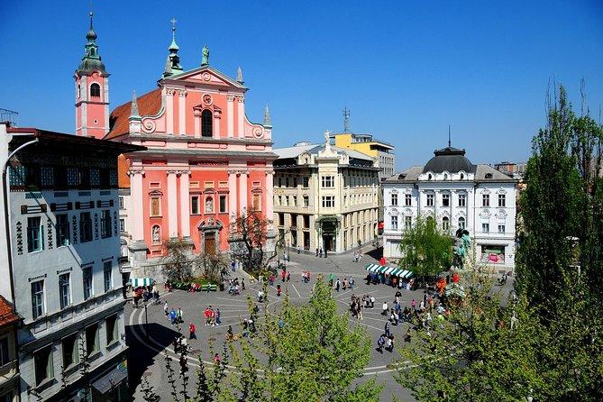 Magical Postojna Cave & Ljubljana Private Full-day Tour