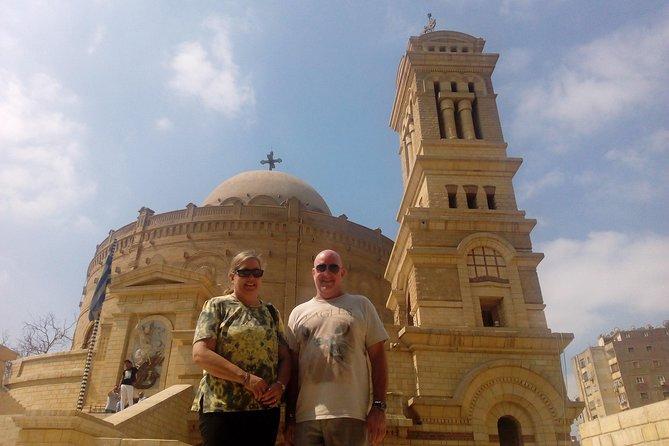Day Tour to Coptic & Islamic Cairo