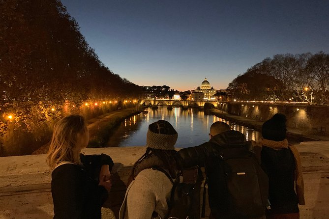 Rom bei Nacht PRIVATE E-Bike-Tour