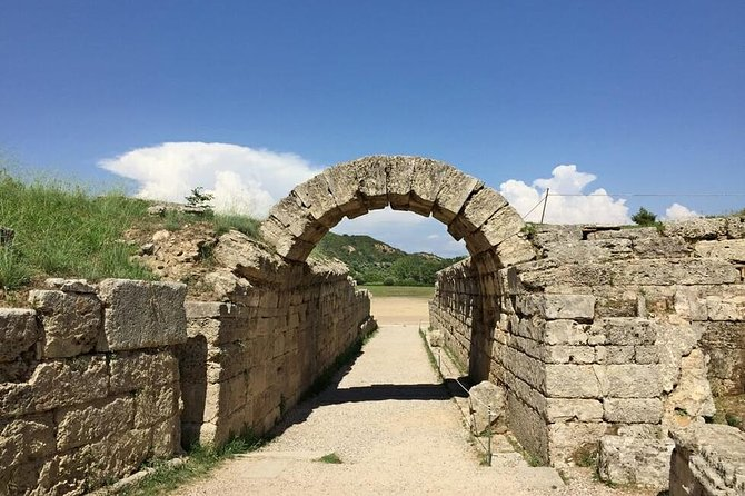 Private Day Trip to Corinth Canal and Ancient Olympia from Athens/Pireaus