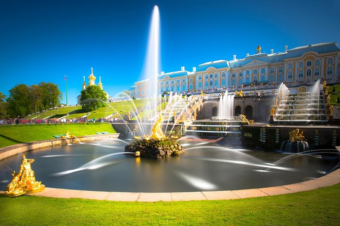 1-Day St Petersburg PRIVATE Peterhof Tour
