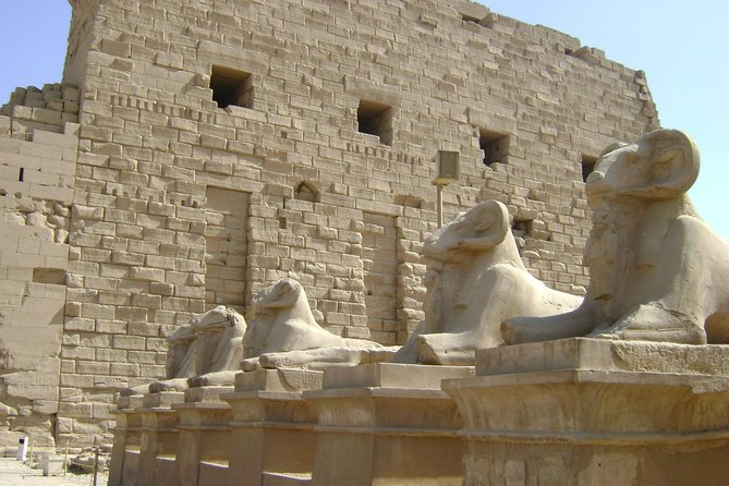 Day Tour to Luxor from Aswan by car photo 7