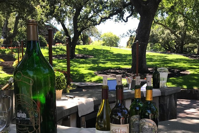 Private Sonoma and Napa Wine Tour from San Francisco photo 8