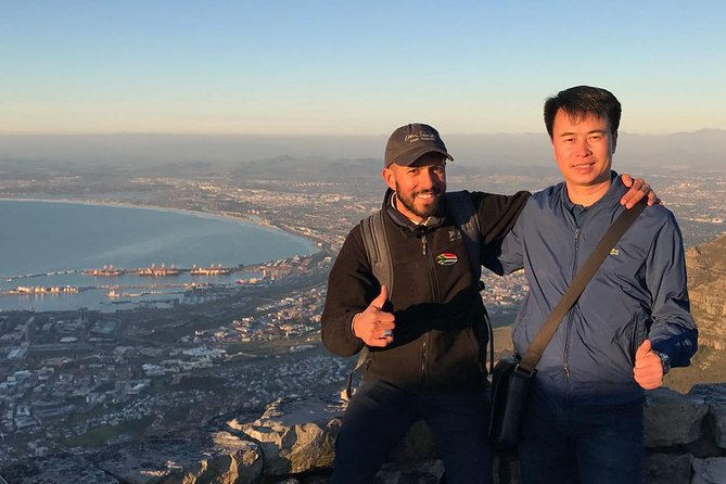 Table Mountain Walk - Approx 2 to 3 hrs - Exclude Table Mountain ticket