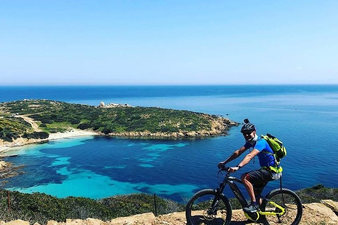 Asinara Island National Park by Ebike - An unforgettable adventure-