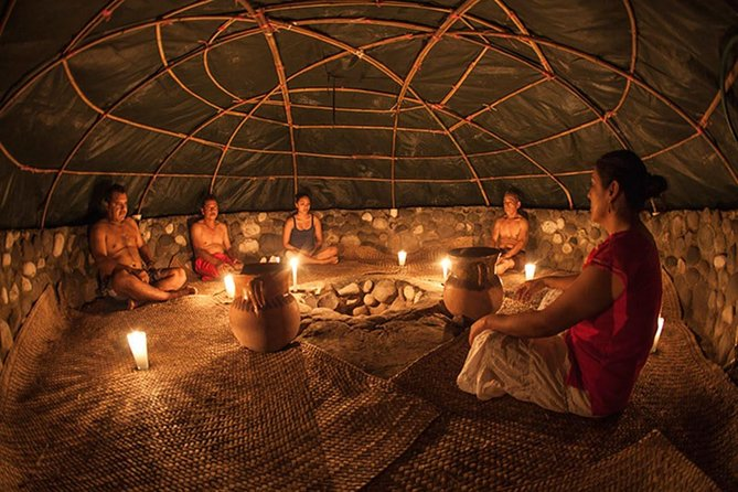 Spiritual Temazcal Sweat Lodge Purification Ceremony Magic Market Visit & Lunch