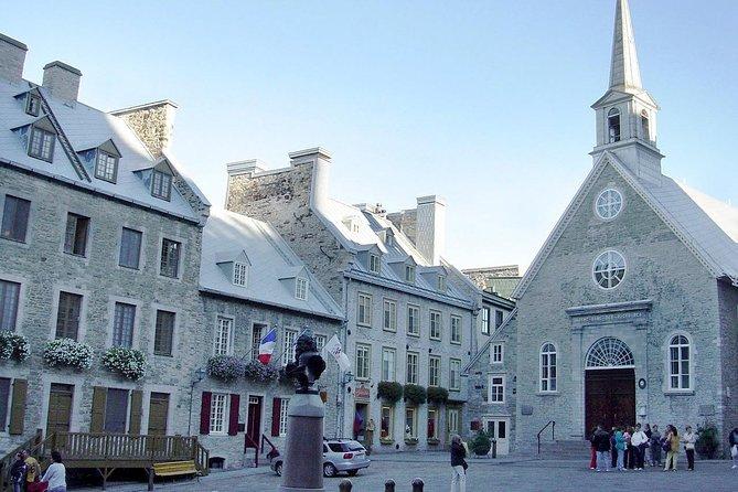 Quebec, Cradle of New France