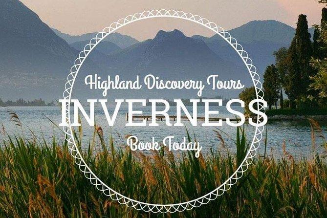 Invergordon port Lochness tour