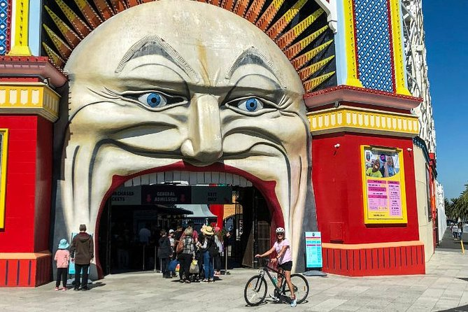 Cycle Tour | Melbourne Beaches St Kilda Luna Park Brighton Bathing Boxes photo 10
