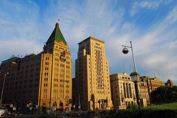 3-Hour Private Tour to Jewish Ghetto and Shanghai Bund photo 6