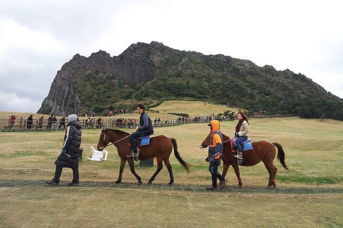 UNESCO Jeju Full Day Tour Package By Taxi