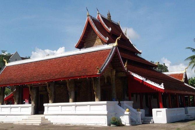 Wat mai temple