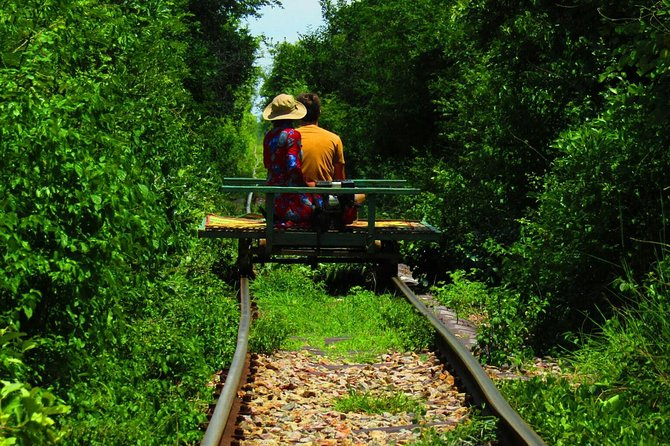 Battambang Full Day Tour from Siem Reap - Bamboo Train, Killing Cave & Sunset