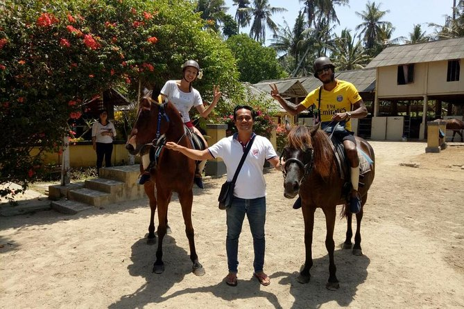 Bali Beach Horse Riding and Hidden Canyon Tour