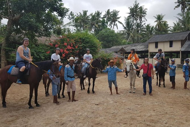 Bali Beach Horse Riding and Hidden Canyon Tour photo 10
