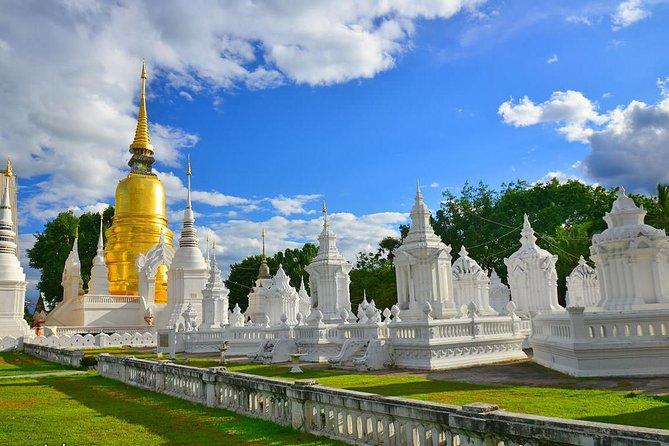 Private Chiang Mai City Tour including Wat Doi Suthep, Wat Suan Dok & Lunch