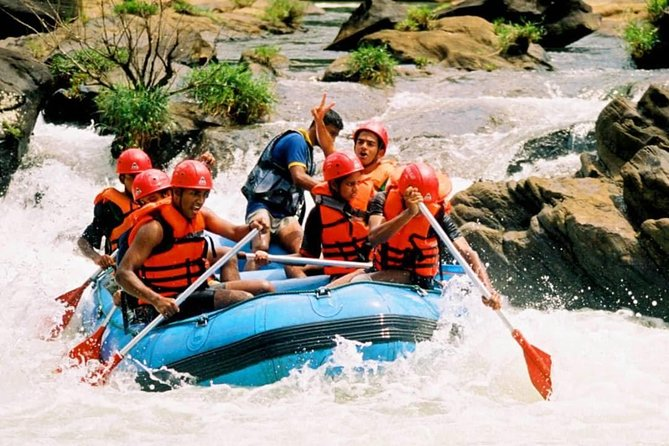 Whitewater Rafting in Kitulgala With Lunch From Kandy