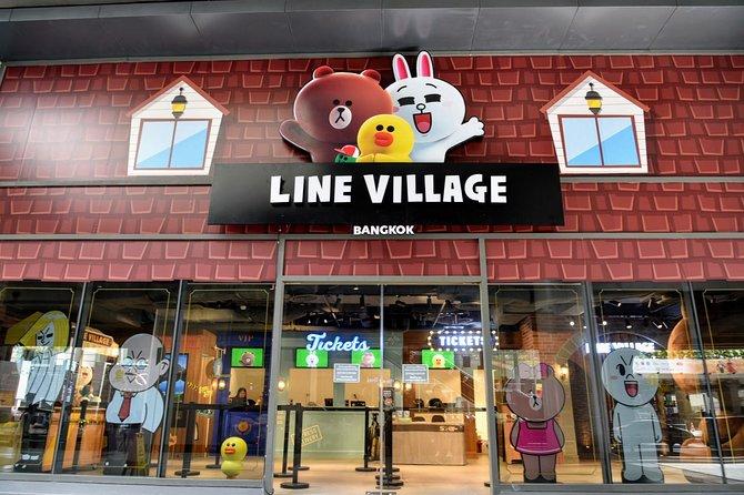 LINE Village Bangkok Park