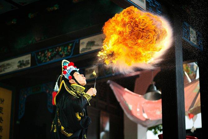 Salta la coda: biglietto Sichuan Opera Chengdu