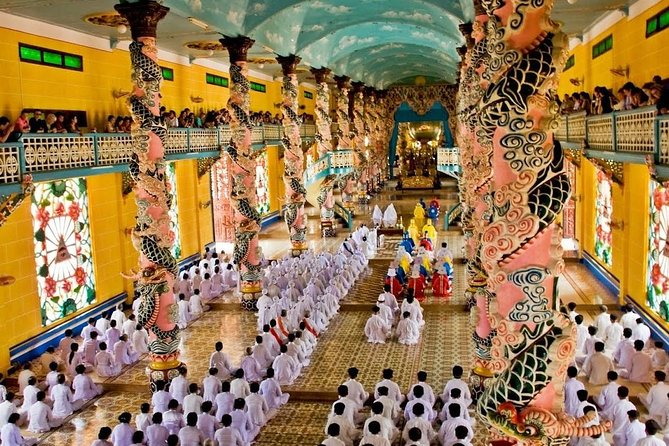 Private Cu Chi tunnels and Cao Dai Temple 1 Day