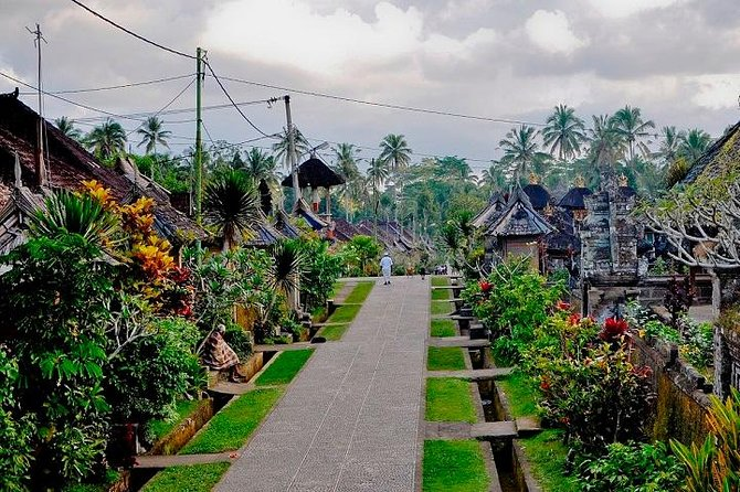 Bali Panglipuran Traditional Villages Tour with Lunch