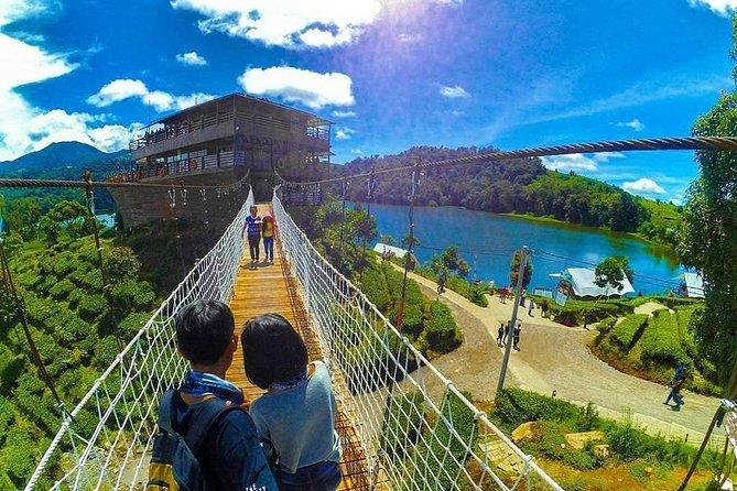 Bandung Kawah Putih, Patenggang Lake & Cibaduyut Shopping Tour