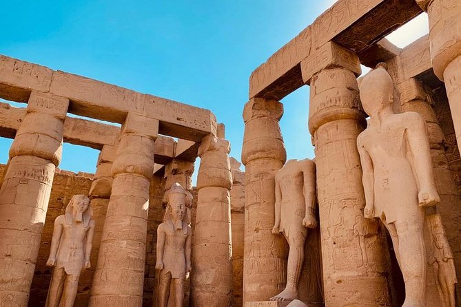 Half Day Private Luxor Tour West Bank