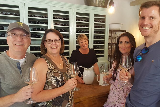 Wellington Shore Excursion: Martinborough Half Day Winery Tour