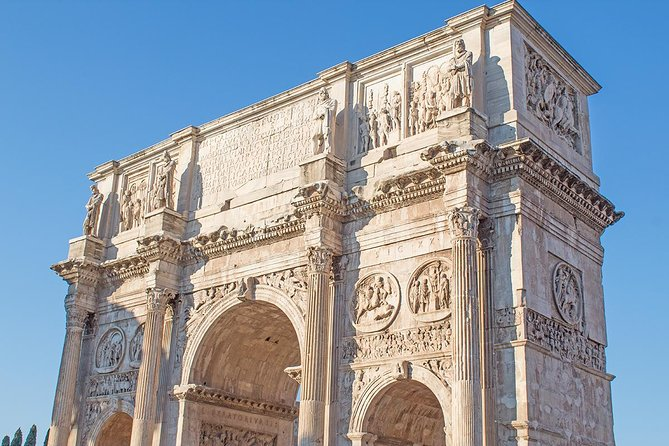 Rome Colosseum Tour with Roman Forums and other Famous Must-See Ancient Sites